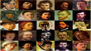Картины по номерам - известные художники