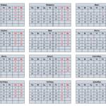 Производственный календарь на 2019 год с праздниками