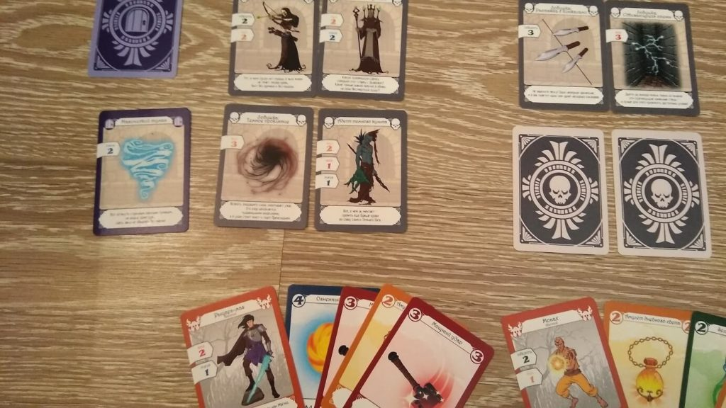 Обзор настольной игры Башня Дракона