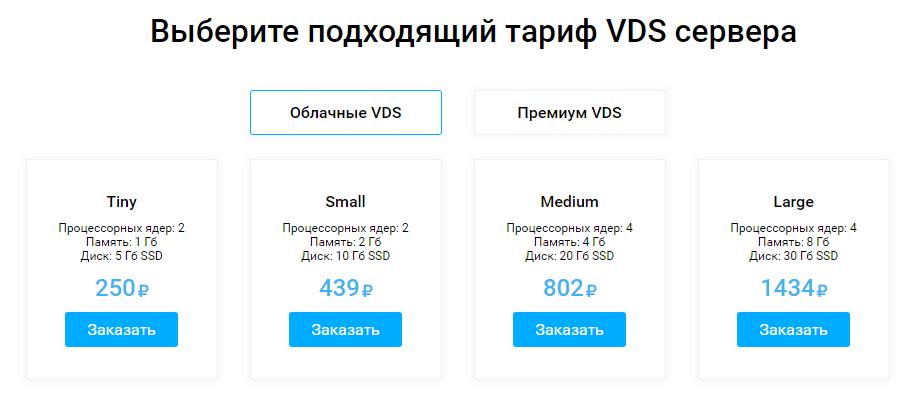 Какой лучше хостинг выбрать для сайта
