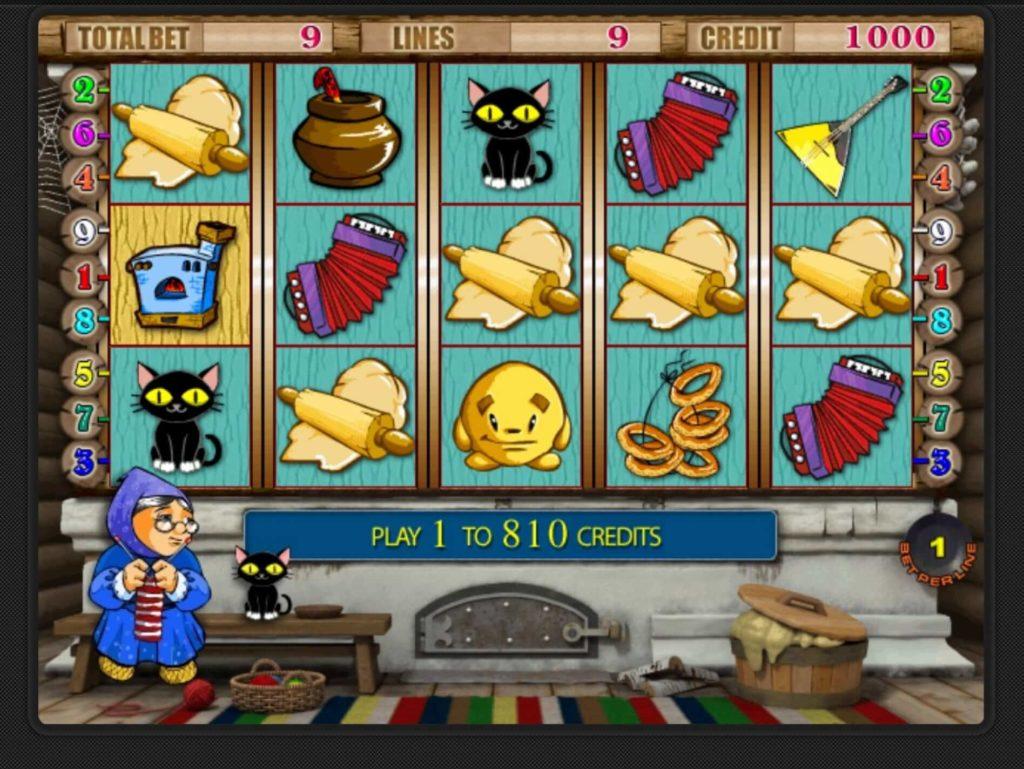 Какие символы открывают бонусную игру в демоверсии слота Keks
