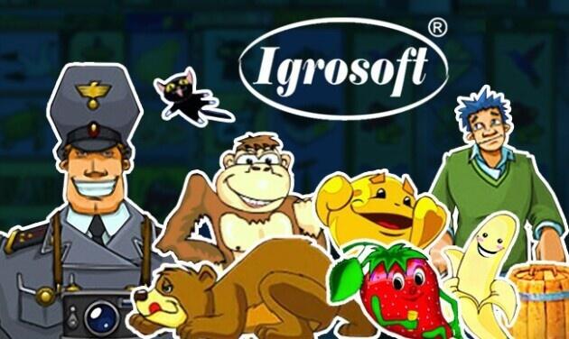 Демоверсии игровых автоматов Игрософт без регистрации онлайн