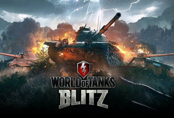 Игра в телефоне World of Tanks