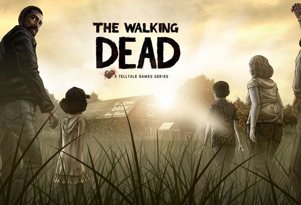 The Walking Dead. Season one
