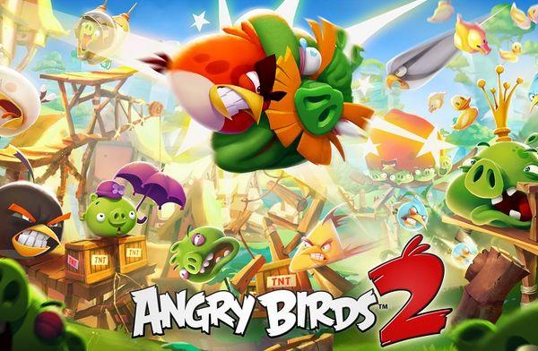 Любимые Злые Птички: что нового добавили в Angry Birds 2