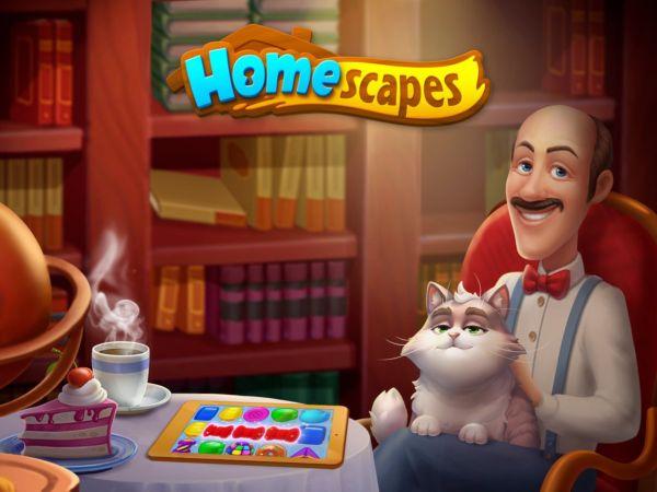 Homescapes: подробный обзор казуальной игры для Android и ios