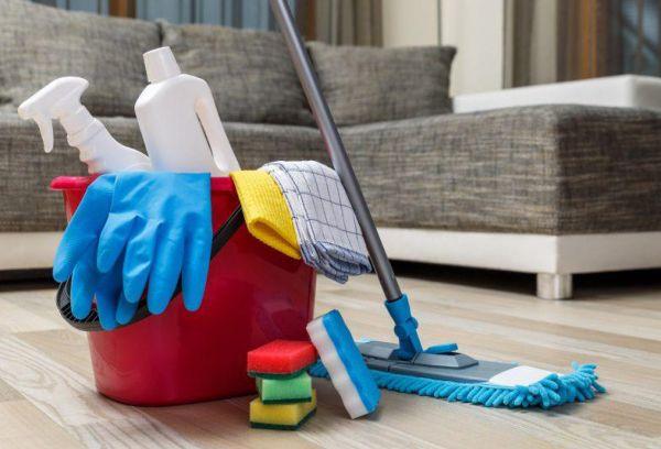 Атрибуты для уборки дома
