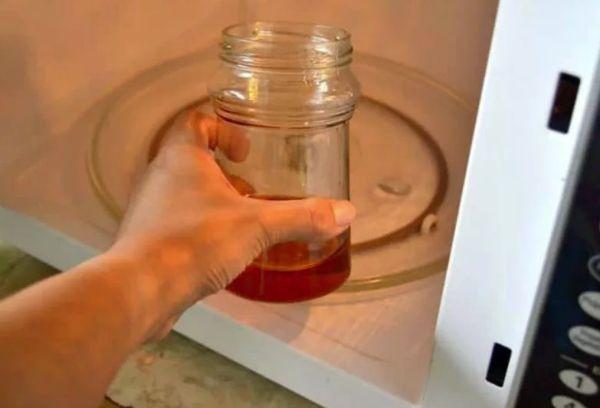 Восстановление мёда