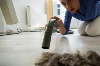 Пыль под кроватью