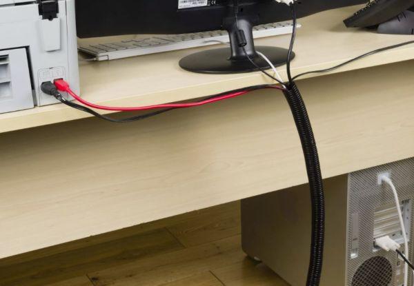 Провода в одну связку