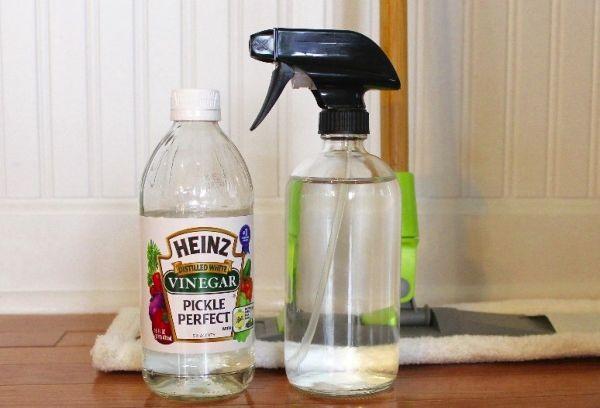 Уксус для чистки и уборки