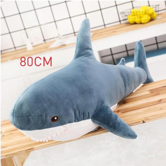 Подушка-акула