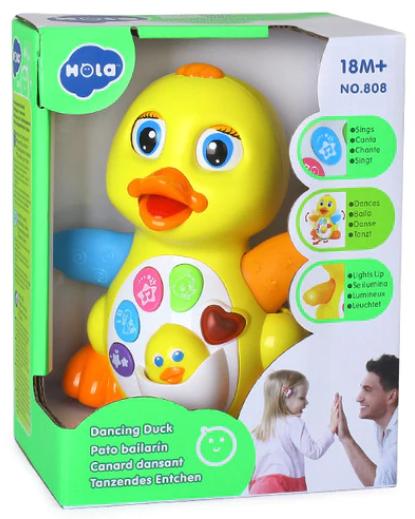 нтерактивная игрушка «Утёнок»