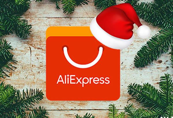 Игрушки на Новый год с АлиЭкспресс