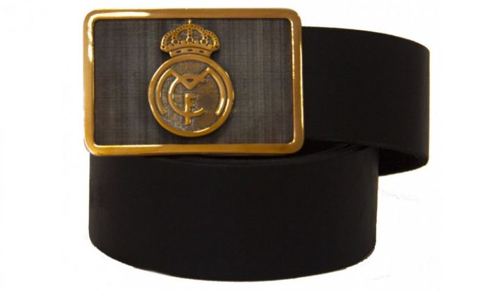 Ремень футбольного клуба «Реал»