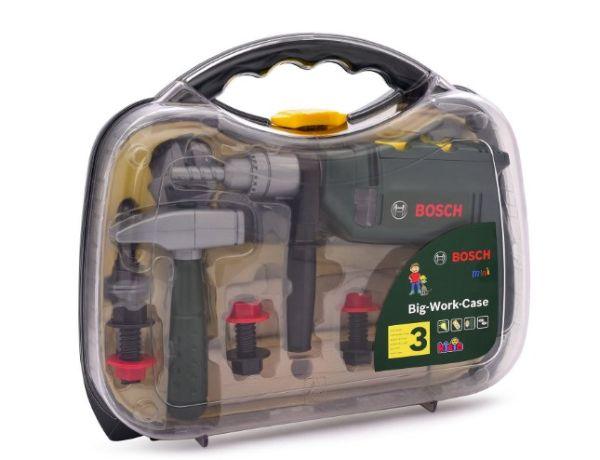 Набор инструментов Klein Bosch с дрелью в кейсе