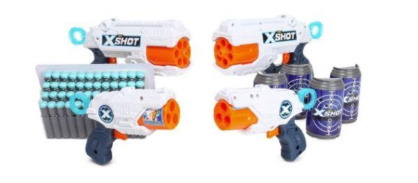 Набор для стрельбы X-SHOT Combo