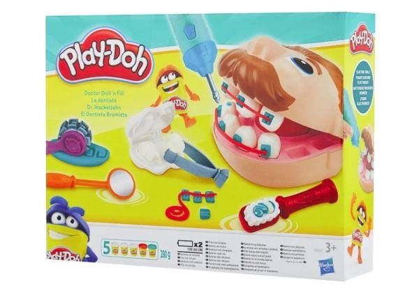 Масса для лепки Play-Doh Мистер Зубастик