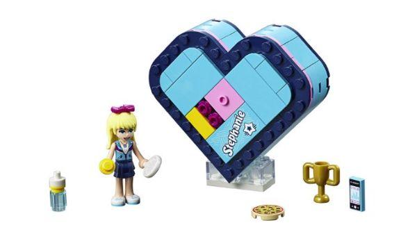 Конструктор LEGO Friends Шкатулка-сердечко Стефани