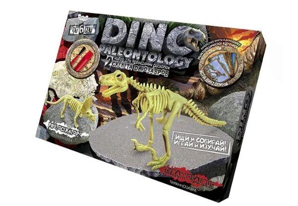 Набор для раскопок Danko Toys Dino Paleontology