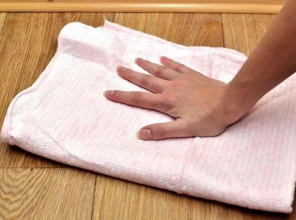 Тряпка для мытья пола