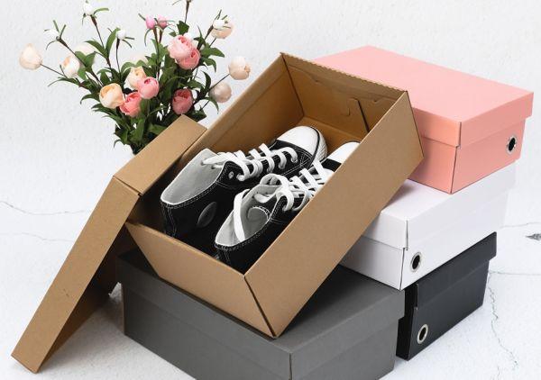 Картонные коробки для обуви