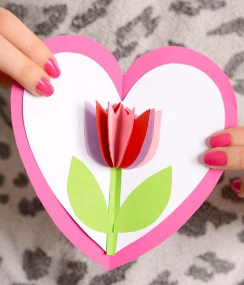 Расцветающая любовь