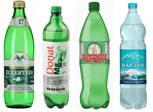 Самая полезная вода высшей категории – рейтинг
