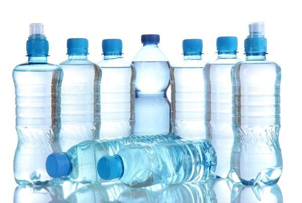 Виды бутилированной воды