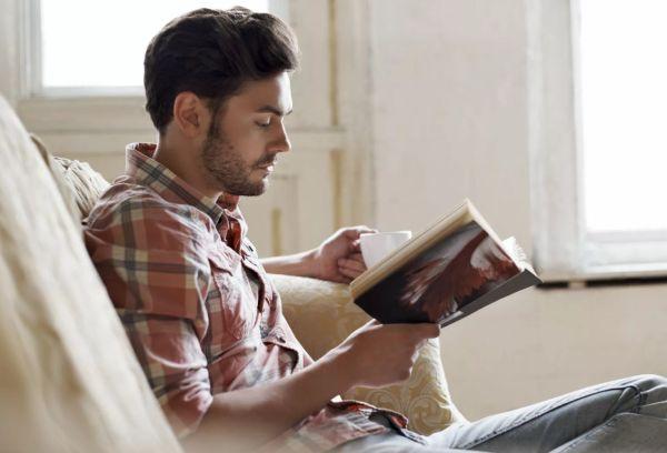 Чтение книг в самоизоляции