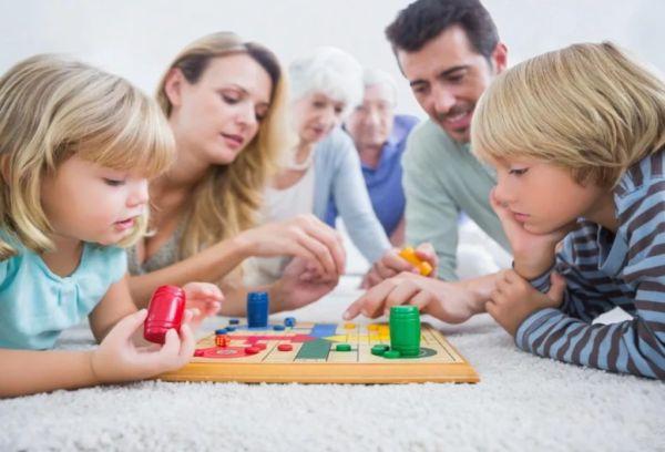 Игры с детьми в самоизоляции