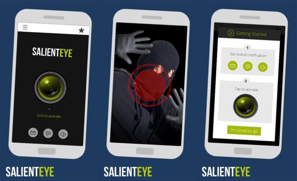 Программа Salient Eye