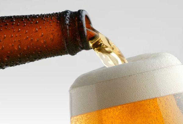 Наливание пива