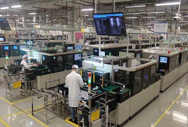 Производство смартфонов в Китае