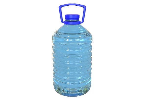 5 Литровая пластиковая бутылка