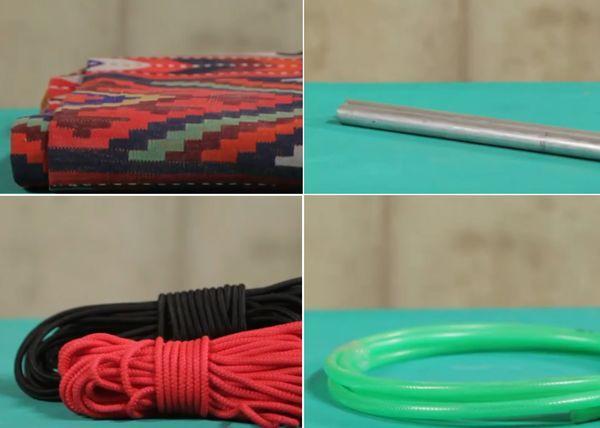 Инструменты для изготовления гамака