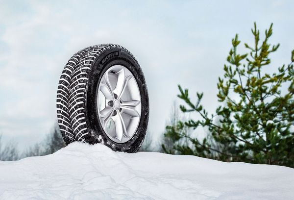 Новые зимние шины