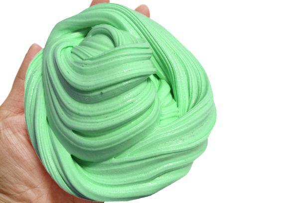 Зеленый слайм