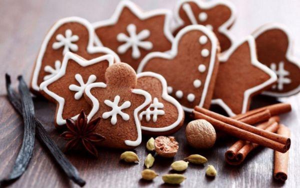 Имбирные печеньки